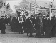 7 ноября на Платовском проспекте