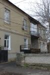 Улица Красноармейская, 11. Балконы с боковой стороны дома