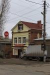 Отремонтированный дом на улице Александровской, 99