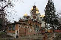 Котельная собора. Площадь Ермака