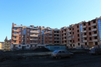 Строительство на ул. Ященко, 6