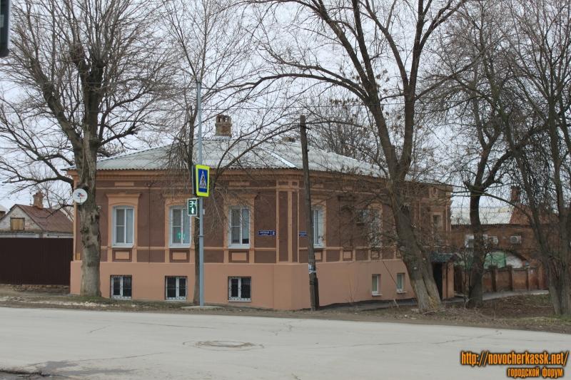 Улица Фрунзе, 2 / пр. Платовский, 38