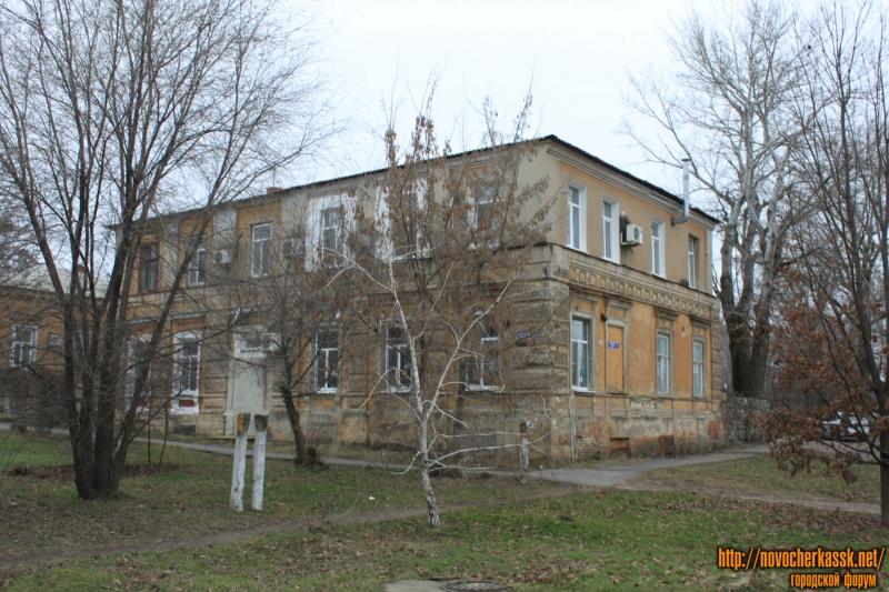 Улица Фрунзе, 1 / пр. Платовский, 40