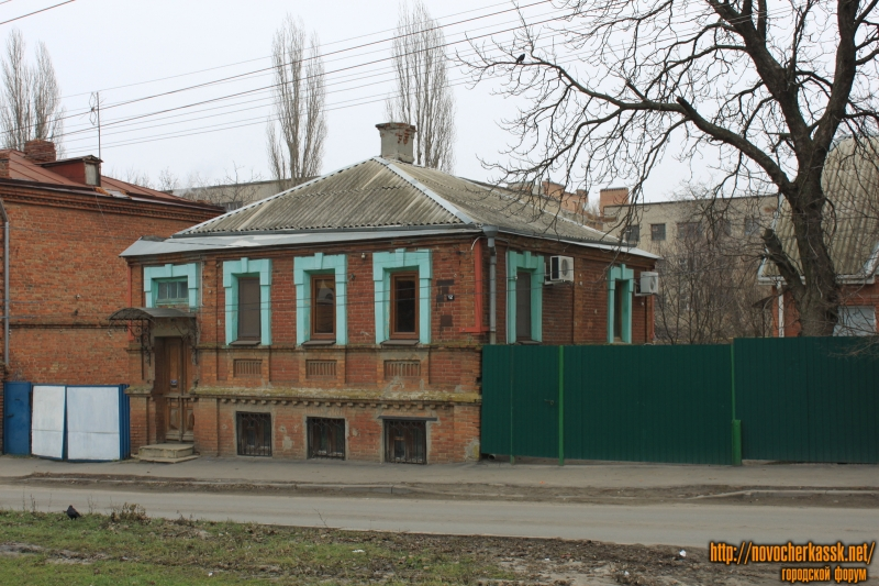 Улица Крылова, 12