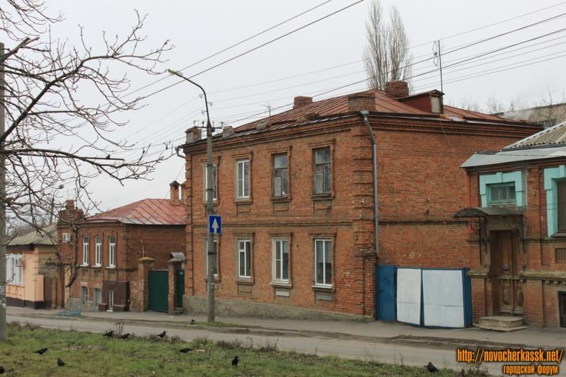 Улица Крылова, 16, 18