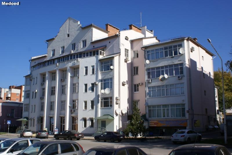 Улица Атаманская, 40А