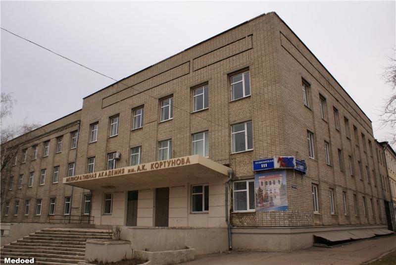 Корпус НГМА на Пушкинской - Троицкой