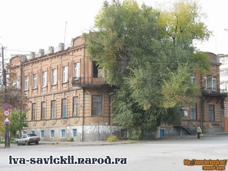 Улица Александровская, 54 / Красный спуск, 35
