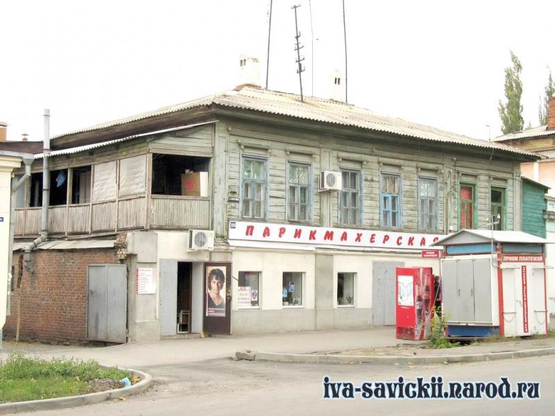 Проспект Платовский, 100