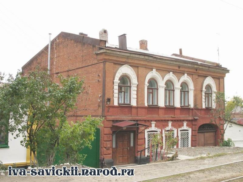 Улица Бакунина, 31