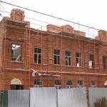 Реконструкция бывшей БСМП на Просвещения, 87 под ТЦ