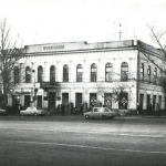 Гостиница «Южная». Угол Платовского и улицы Московской