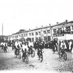 Проспект Платовский, 1 мая 1937 года