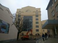 Строительство библиотечного корпуса ЮРГПУ (НПИ)