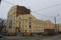 Строительство нового корпуса ЮРГПУ (НПИ) на улице Троицкой