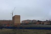 Строительство в переулке Цимлянском, 1Г