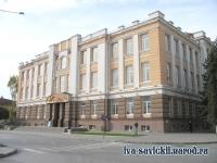 Городской дом культуры. Угол Платовского и Атаманской