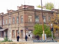Проспект Платовский, 120 / ул. Орджоникидзе, 49