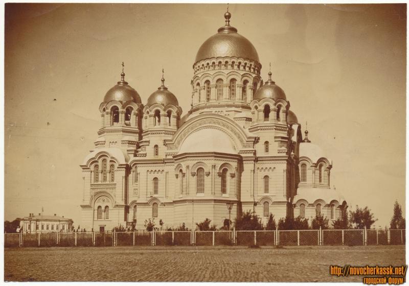 «Собор вознесения господня. Главный храм Донского казачества»