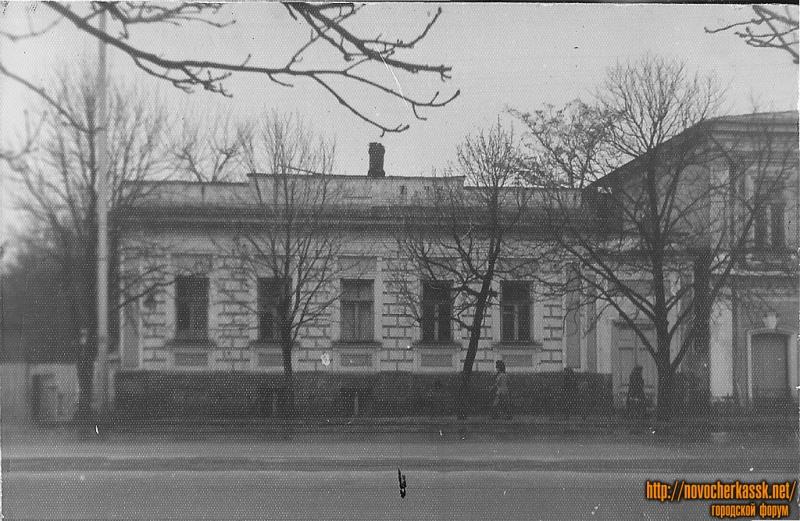 Улица Московская, 21