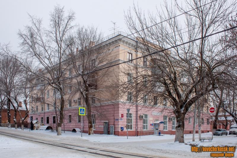 Улица Пушкинская, 96 / пер. Кривопустенко, 22