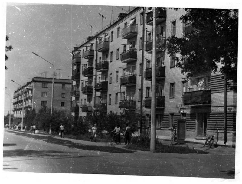 Улица Бердичевского, 5