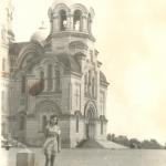 Соборная площадь. 1971 год