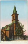 Лютеранская кирха. «Lutherische Kirche»