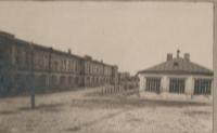 Улица Михайловская. Здание слева - в настоящее время медучилище