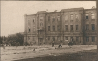 На проспекте Платовском. Ныне корпус №4 НГМА