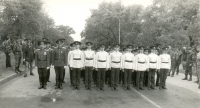 16 мая 1993 года. Подготовка к открытию памятника Платову