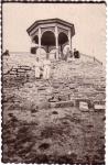В Александровском парке. 1 мая 1953 г.
