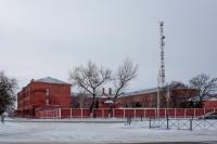 Пересечение пр. Баклановского и ул. Кривошлыкова. Здание бывшего кадетского корпуса