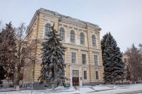 Улица Пушкинская, 111. Мелиоративный институт
