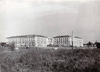 Общежитие НИМИ на ул. Зелёной