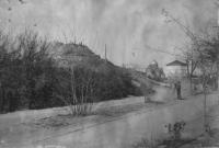 Курган в Александровском саду