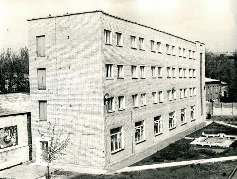 Здание ОКТБ, ул.Михайловская