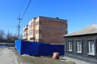 Продолжение строительства по адресу ул. Щорса, 198, 200