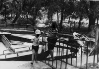 «Лодочки» в Александровском парке