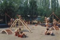 НЭВЗ. Заводской детский комбинат