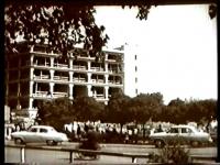 Строительство универмага. 1967 год