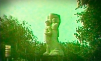 Памятник Подтёлкову и Кривошлыкову. Площадь Труда