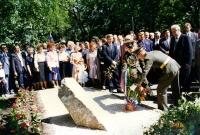 Посещение Б.Н. Ельциным Новочеркасска