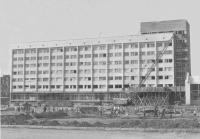 Cтроительство гостиницы  «Новочеркасск»