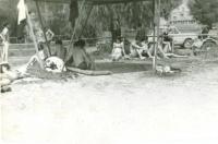 Городской пляж на реке Аксай, ул.Социалистическая