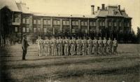 Донской императора Александра III кадетский корпус. Построение
