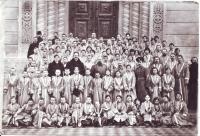 Хор Новочеркасского Войскового Казачьего Вознесенского Собора, 1917 год