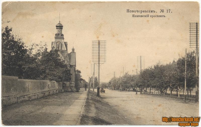 №17. «Платовский проспект»