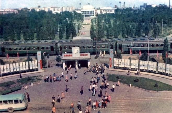 НЭВЗ. 1972-й год