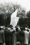 Открытие памятника основателю города Новочеркасска графу Платову М.И. 19 мая 1993 года